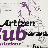 Poster for Artizen Submissions