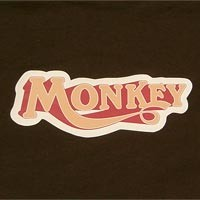 Monkey Symbol and Logotype