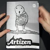 Artizen CalArts Student Journal