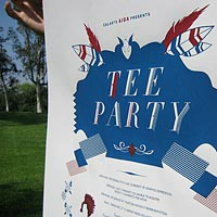 Tee Party poster