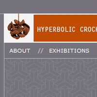 Crochet Coral Reef website