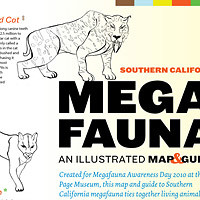 California Megafauna Map