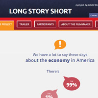 Long Story Short website